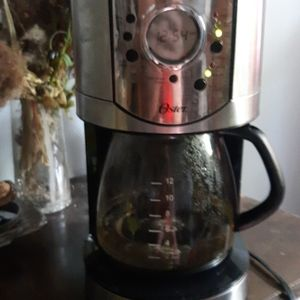 Oster  12 cup programmable coffee maker